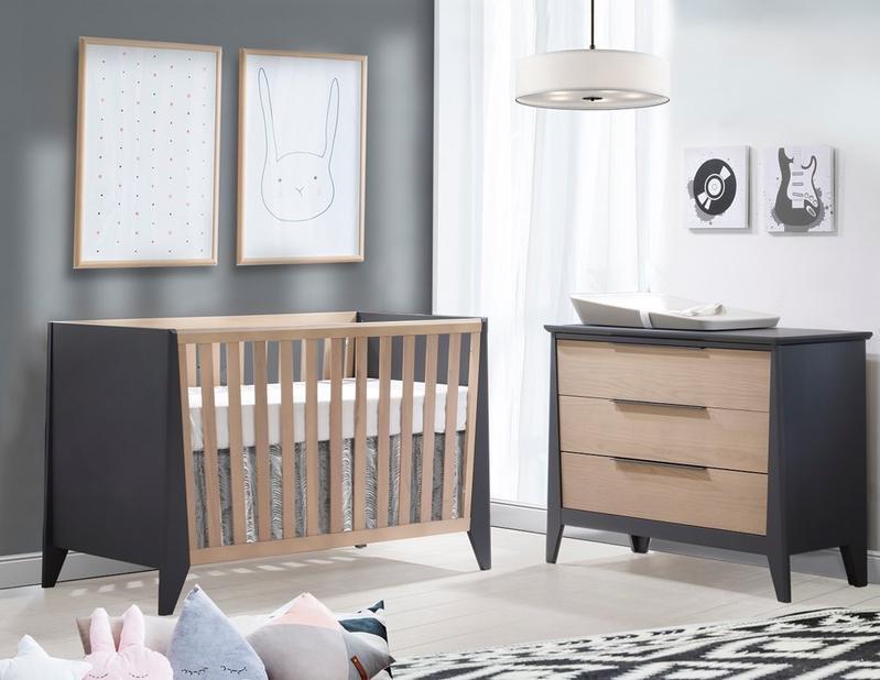 Nest Juvenile Flexx Classic Crib