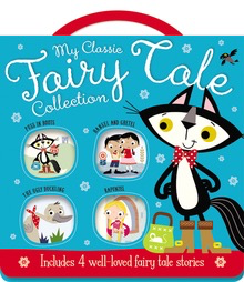 Fire the Imagination My Classic Fairy Tale Collection Box Set