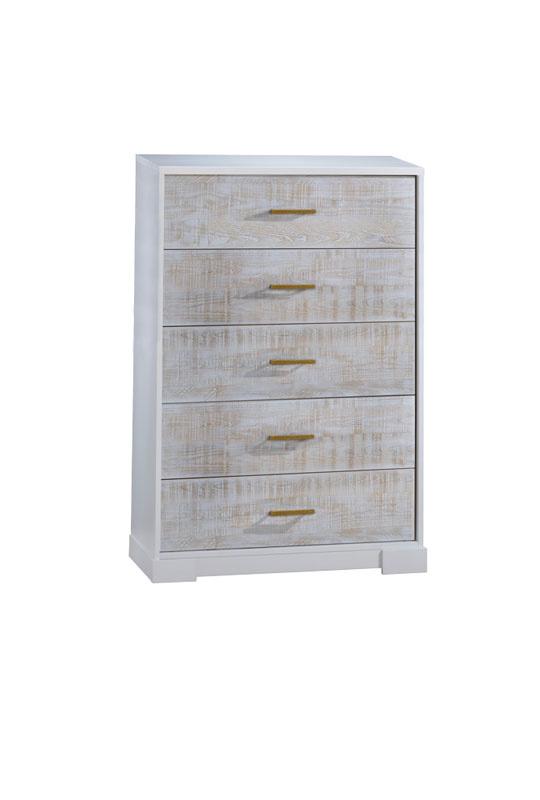 Natart Juvenile Nest Vibe 5 Drawer Dresser