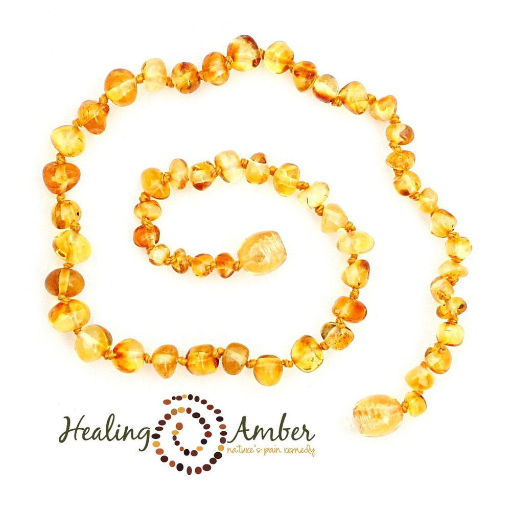Healing Amber Necklace 13