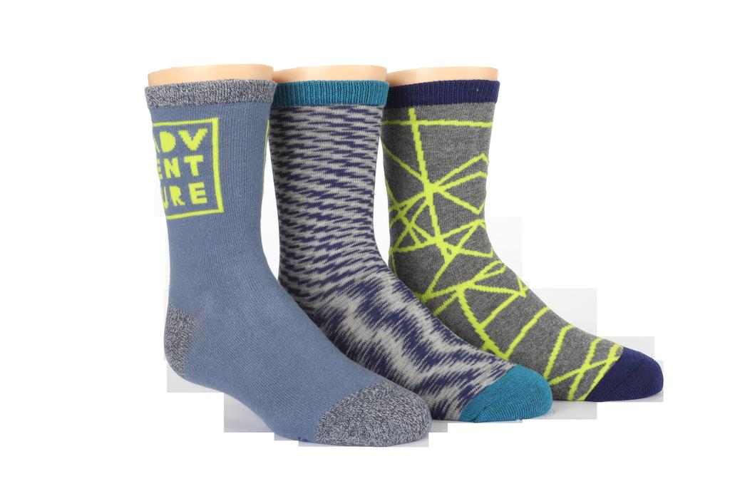 Stride Rite Socks 3 pk