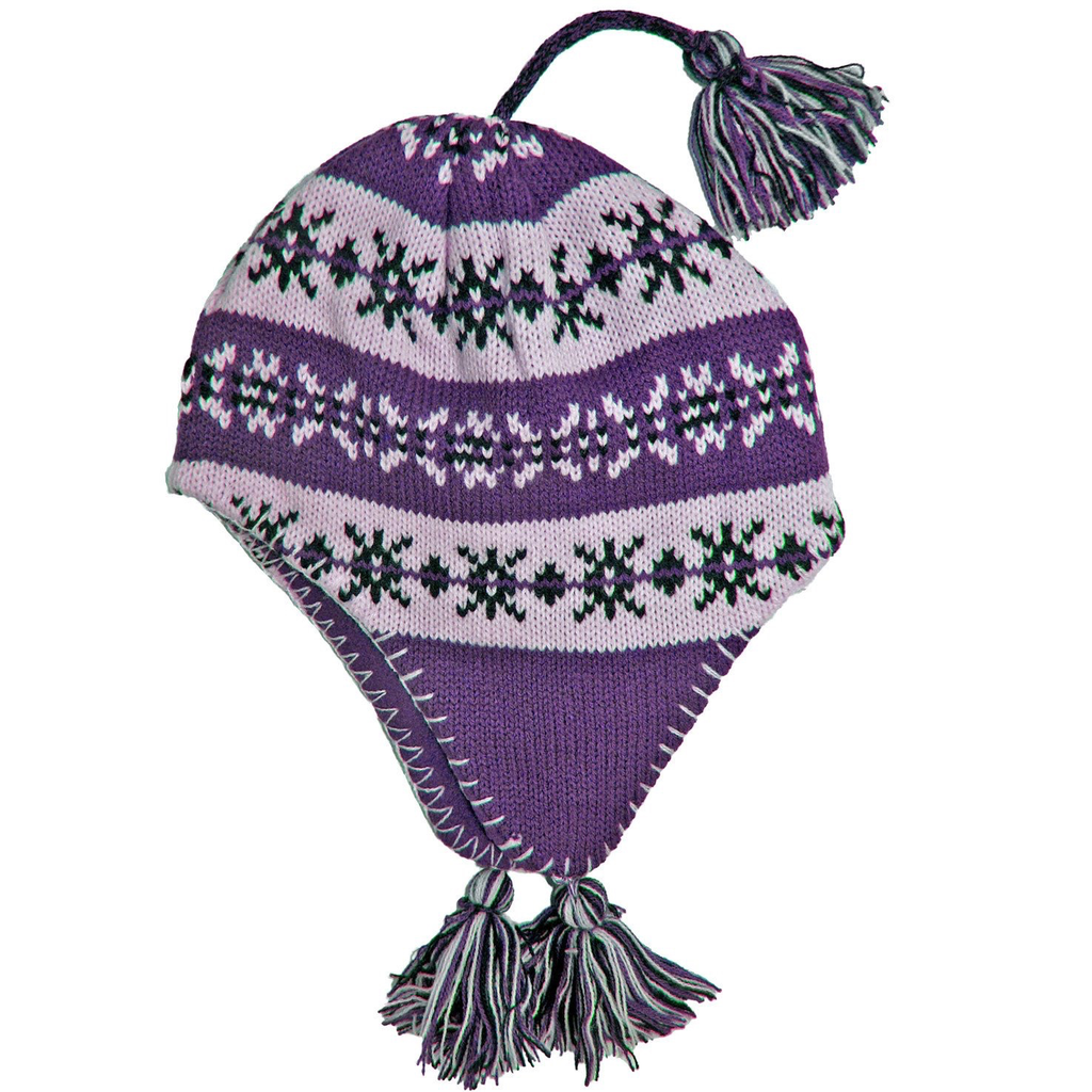 SnowStoppers Snow Stopper Knit Hat
