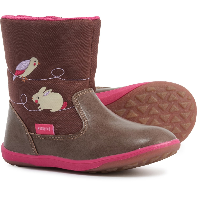 See Kai Run See Kai Run Waterproof Boot Fall/Winter