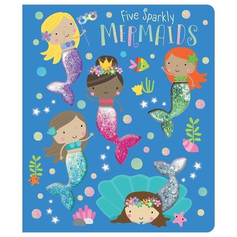 Fire the Imagination Five Sparkly Mermaids