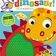 Fire the Imagination Never Touch a Dinosaur Sticker Book