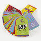 Fire the Imagination Mudpuppy Ring Flash Cards - Animal ABC's