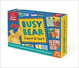 Fire the Imagination Busy Bear Count & Sort