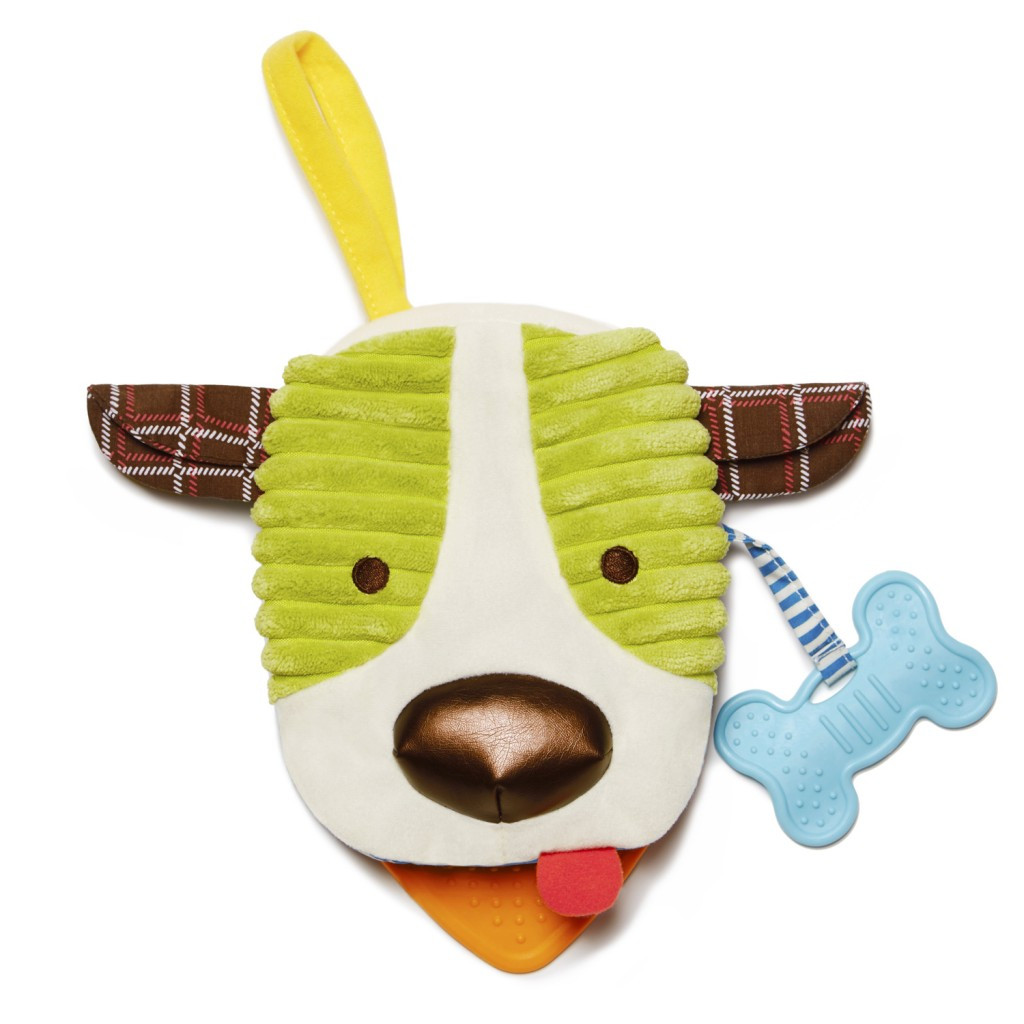 Skip Hop Skip Hop Bandana Buddy Puppet Activity Book Puppy