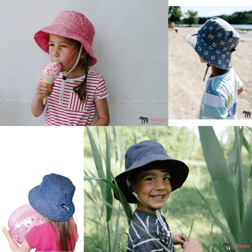 Sherpa Bucket Hats