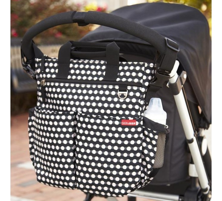 Skip Hop Skip Hop Duo Signature Diaper Bag