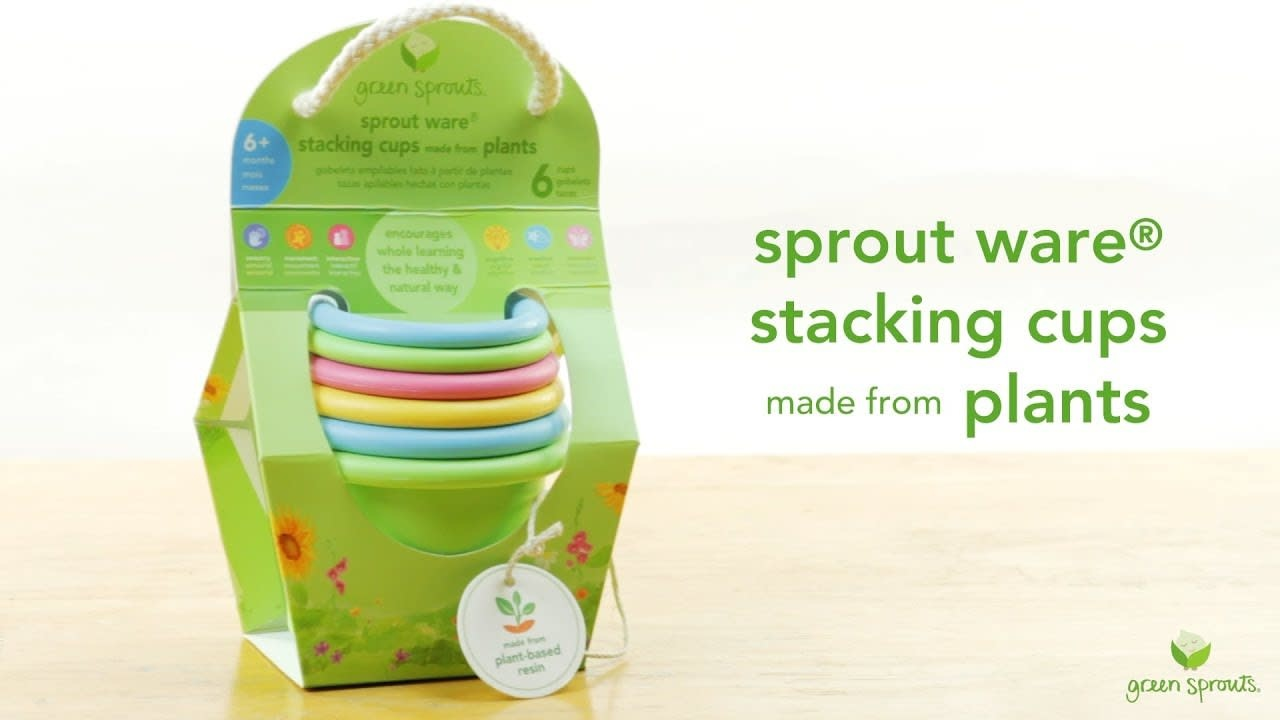 Green Sprouts Green Sprouts Stacking Cups
