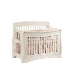 Natart Juvenile Natart Bella Convertible Crib