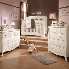 Natart Juvenile Natart Bella 5 Drawer Dresser