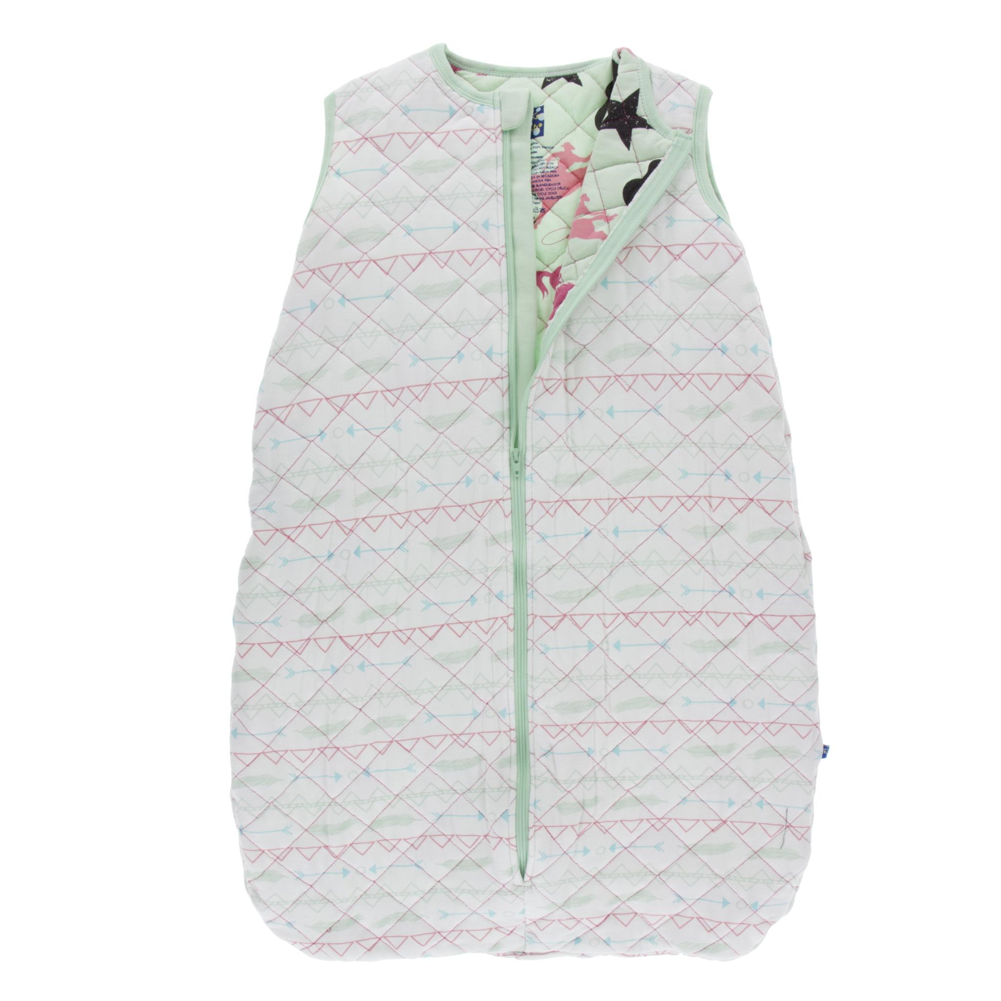 Kickee Pants Kickee Pants Agriculture Quilted Sleep Bag