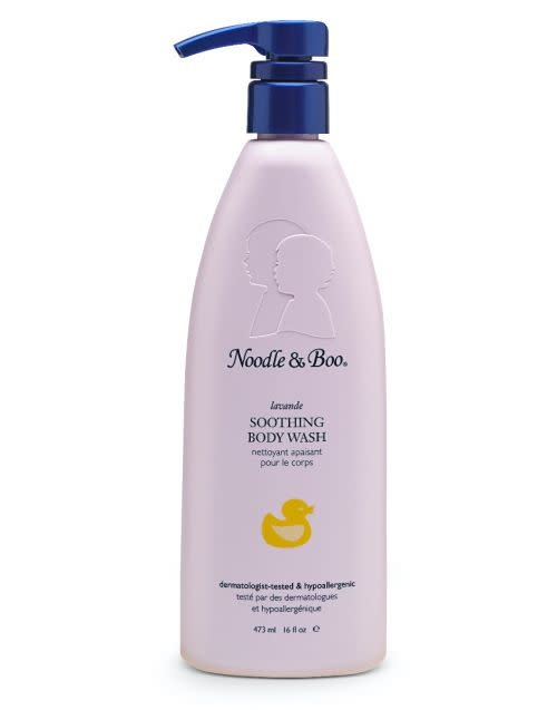Noodle & Boo Lavender Soothing Body Wash (16 oz.)