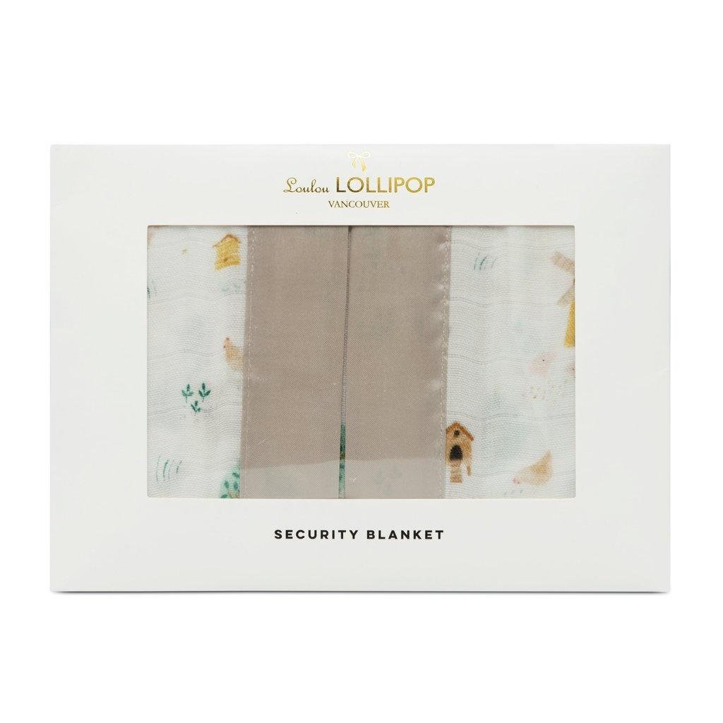 Loulou Lollipop Security Blanket
