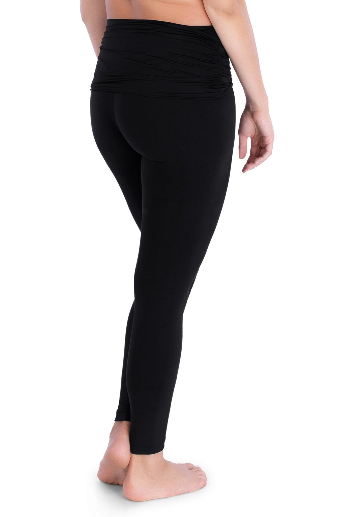 Belly Bandit Active Support Essential Leggings - Black