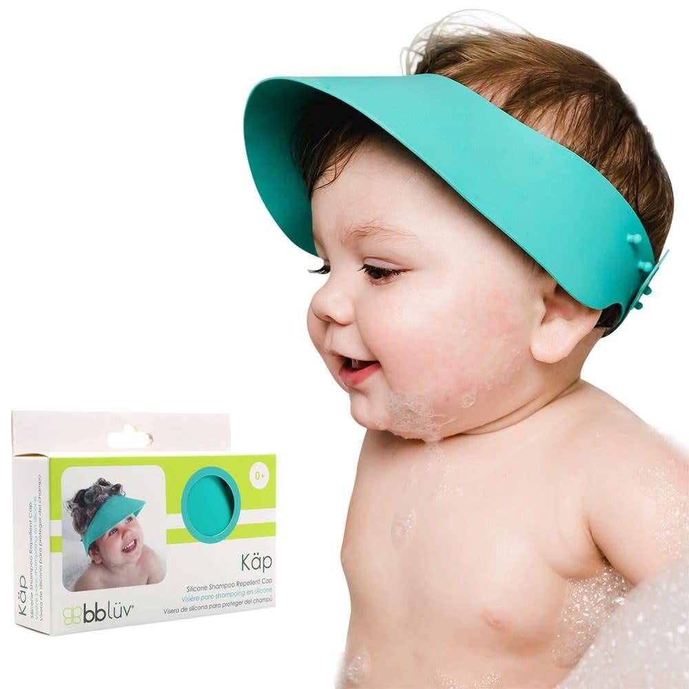 Kap - Silicone Shampoo Repellant Cap - Aqua