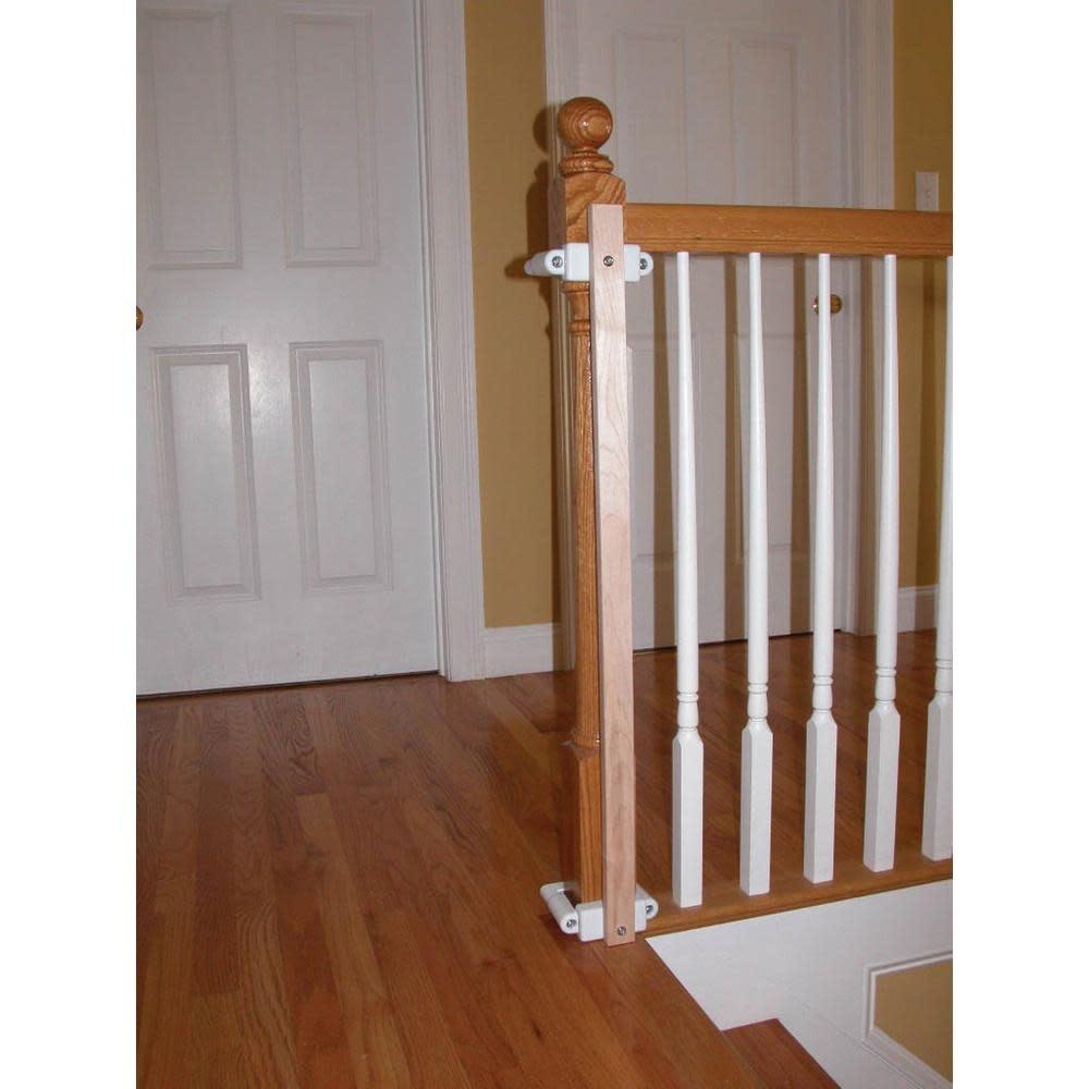 Kidco K12 Stairway No Drill Gate Installation Kit