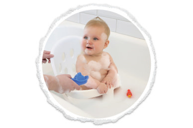 Phil and Teds Poppy Bath Seat