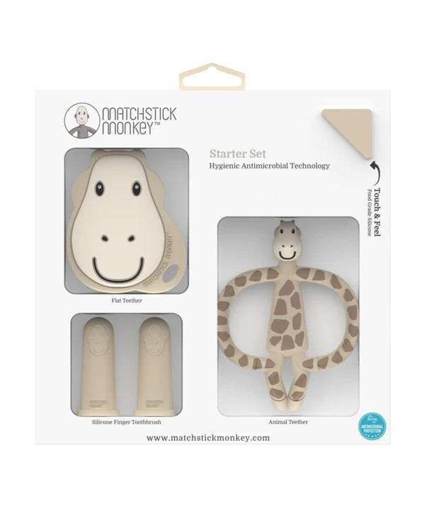 Matchstick Monkey Starter Set - Gigi the Giraffe