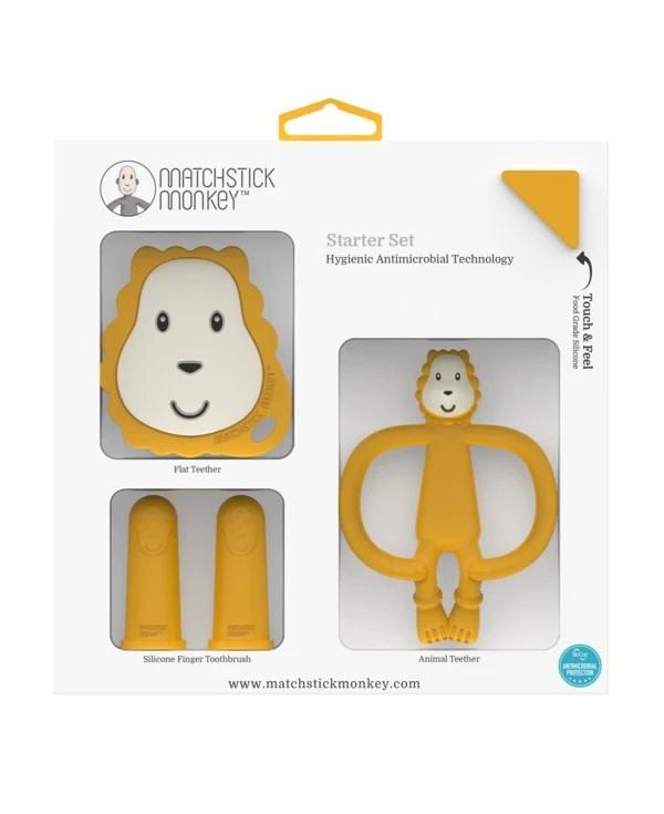 Matchstick Monkey Starter Set - Ludo Lion