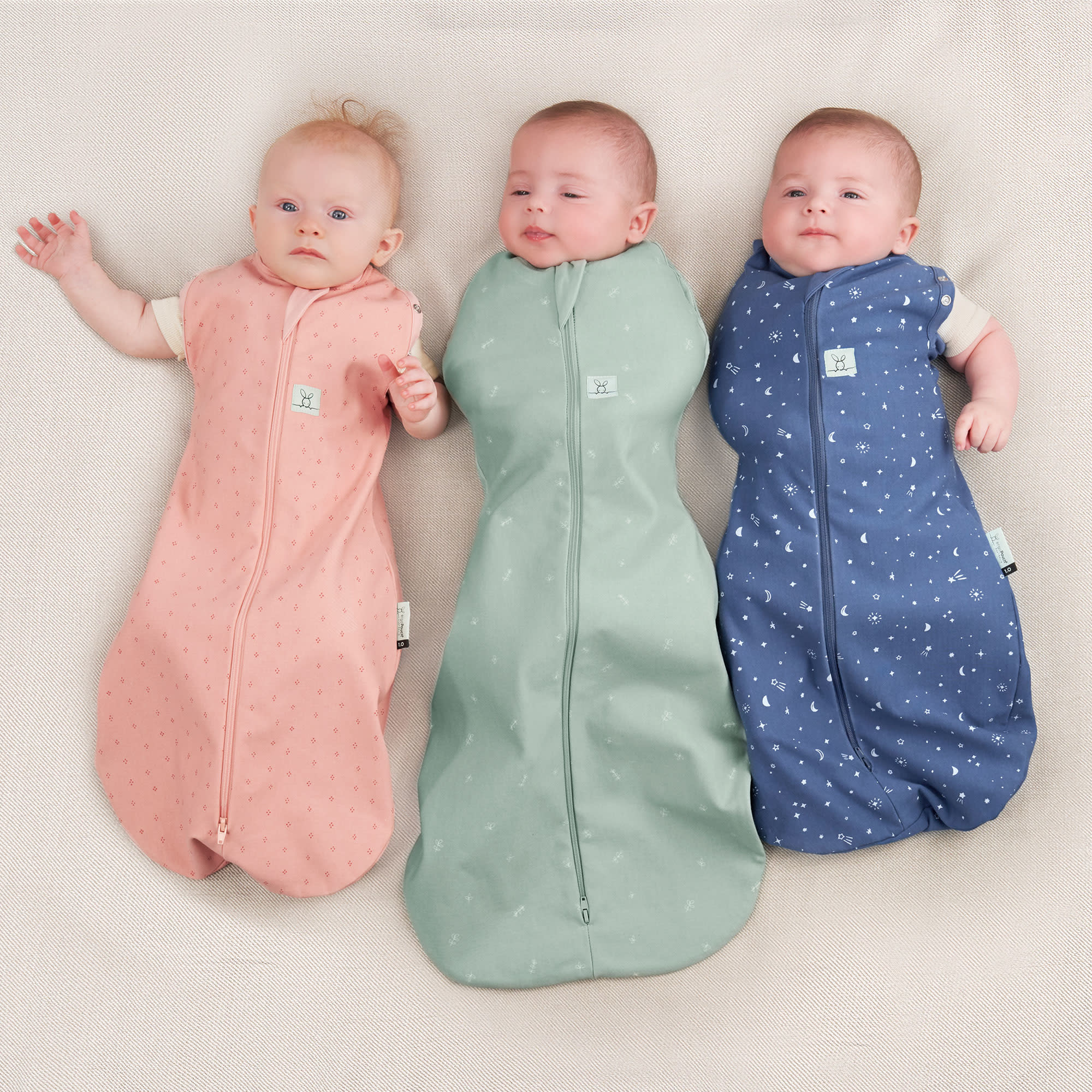 ErgoPouch Cocoon Swaddle 1.0 Tog