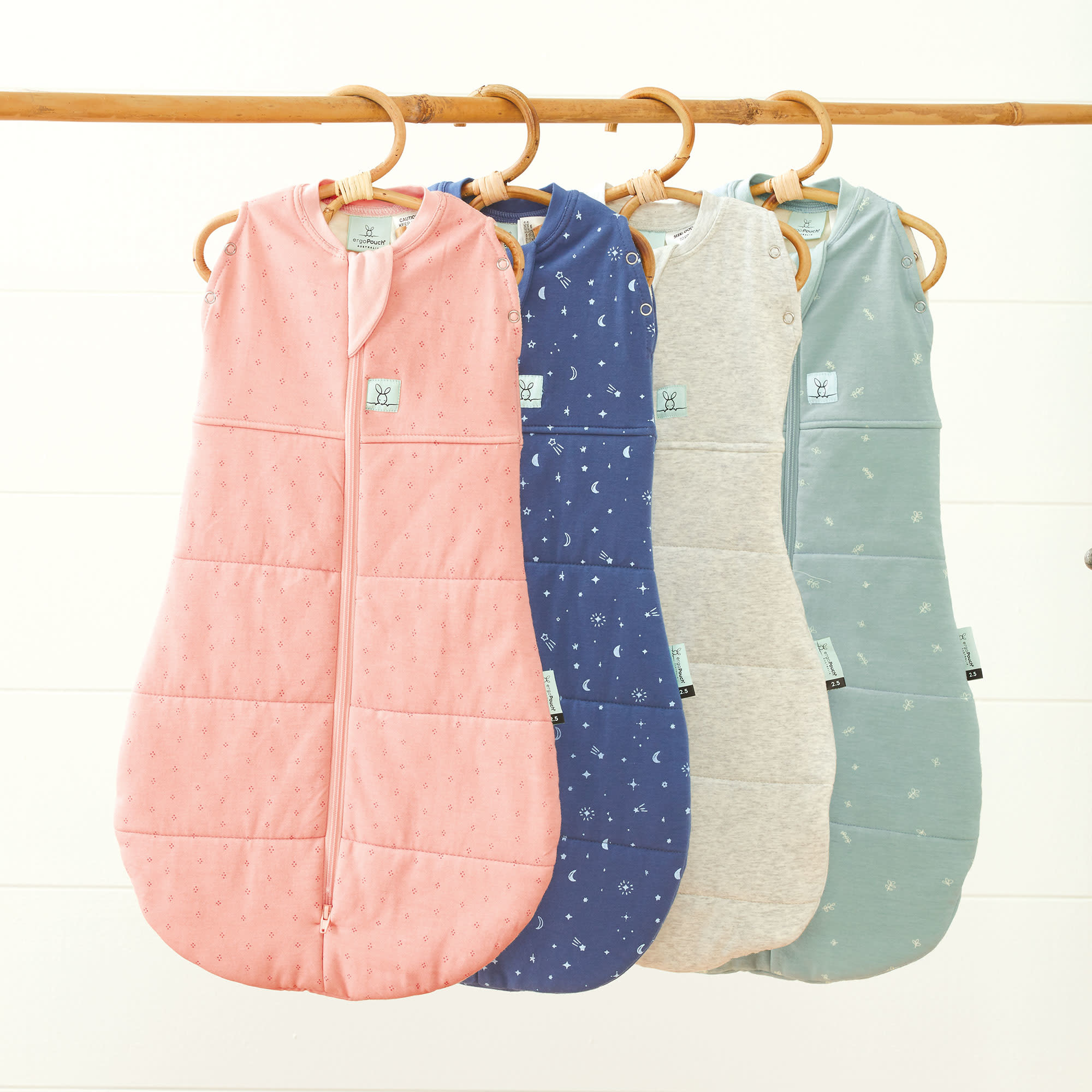 ErgoPouch Cocoon Swaddle 2.5 Tog