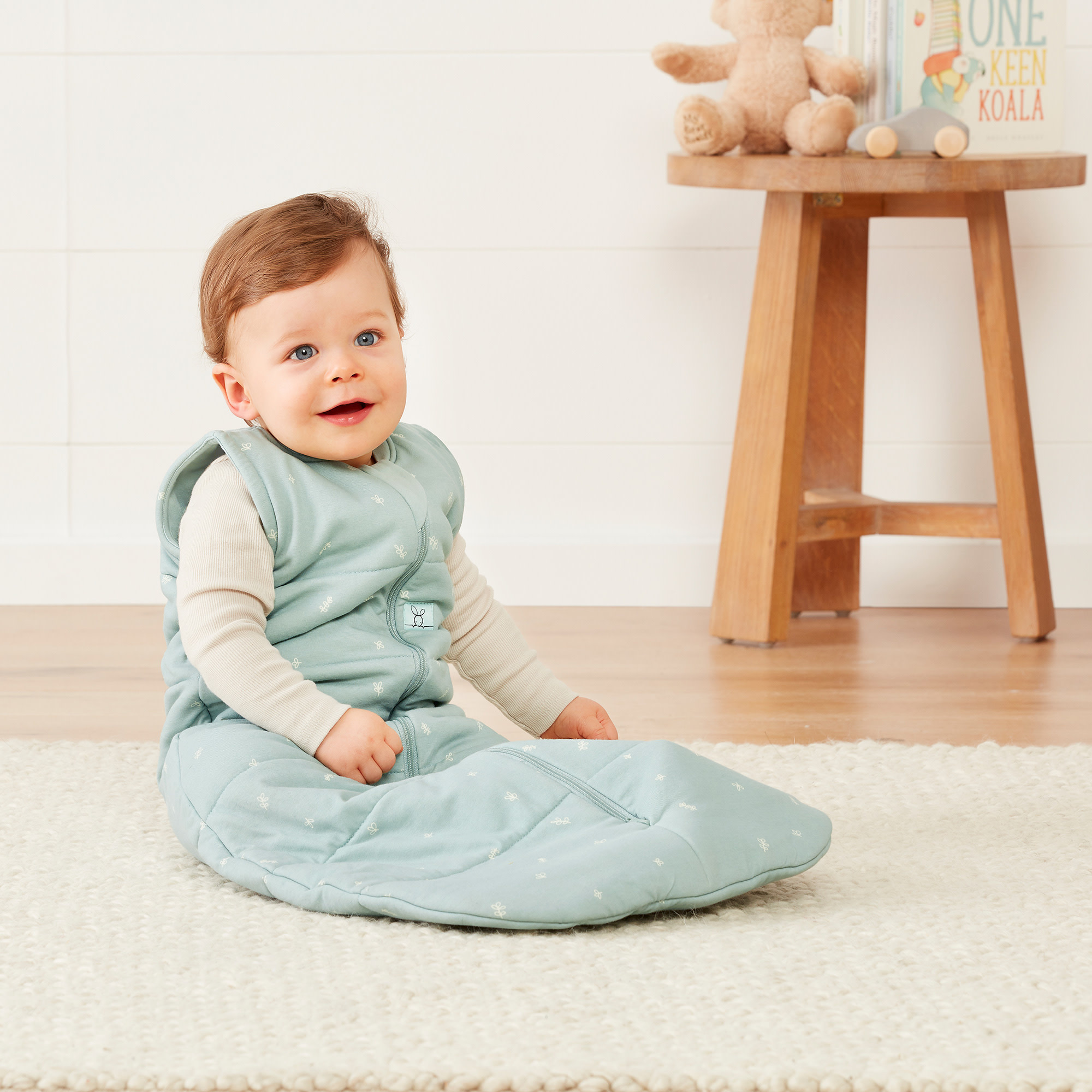 ErgoPouch Cocoon Swaddle 2.5 Tog - 8-24 months