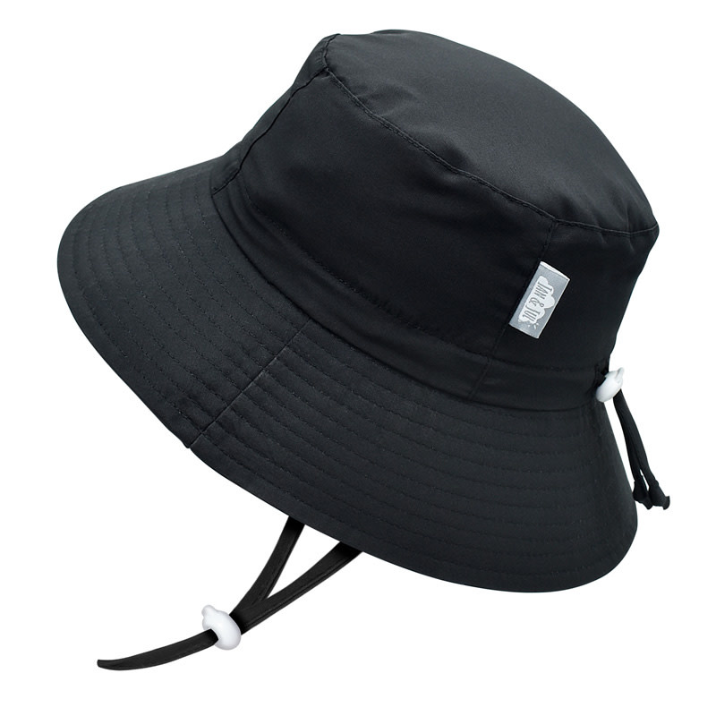 Jan & Jul Black Aqua Dry Bucket Hat