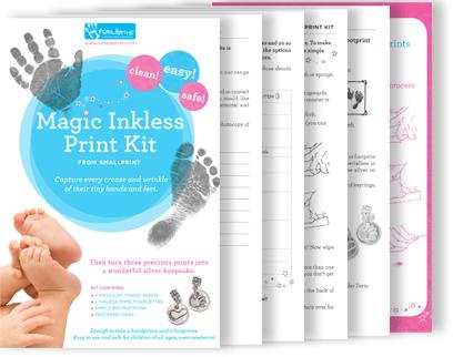 Smallprint Magic Inkless Print Kit