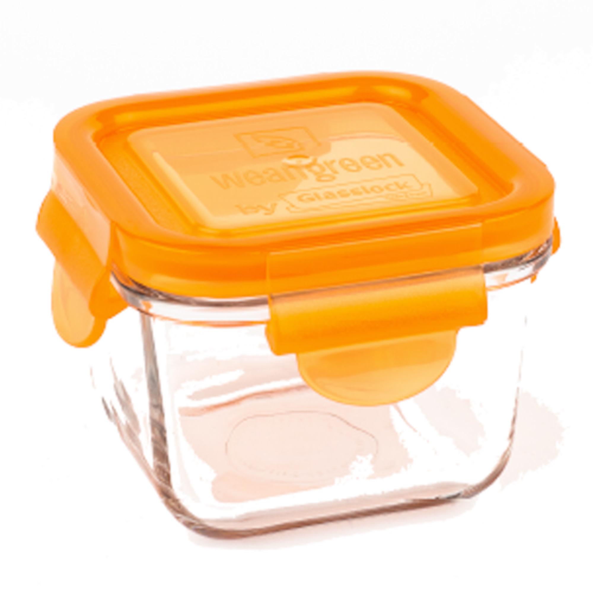 Wean Green 7 oz. Snack Cube - Carrot