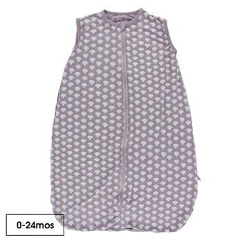 Kickee Pants Lightweight Sleep Bag Quail Button Mushrooms