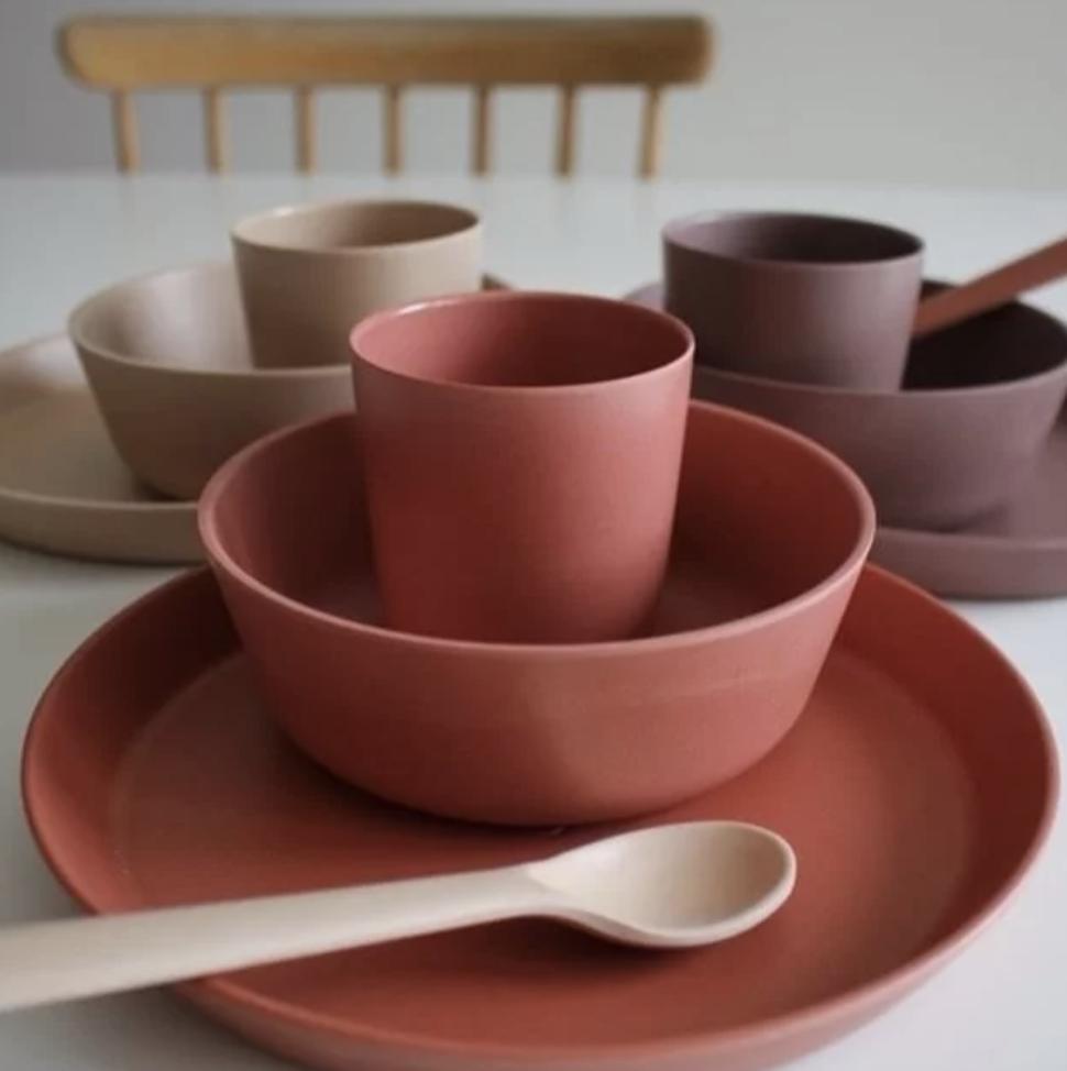Cink Toddler Gift Box (bowl, plate, mug, spoon, fork)