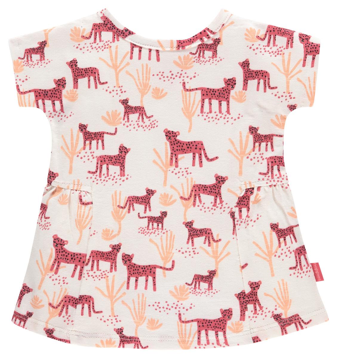 Noppies Claiborne Short Sleeve Dress