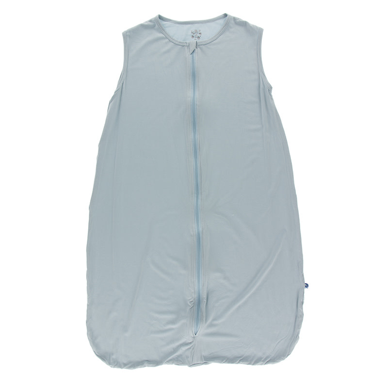 Kickee Pants Lightweight Sleep Bag Pearl Blue