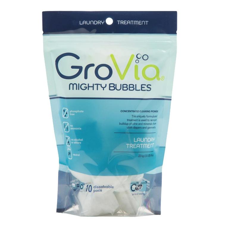 GroVia Mighty Bubbles - 10 pk.