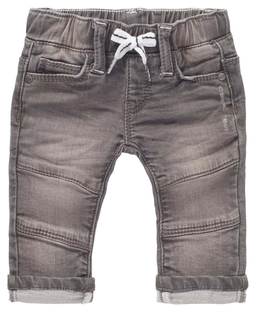 Noppies Tipton Denim Pants - Light Grey