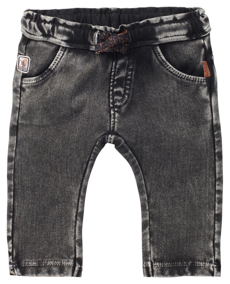 Noppies Milow Denim Pants - Mid Grey