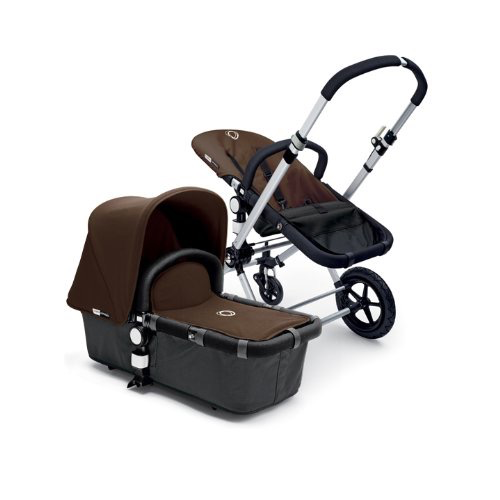 Bugaboo Cameleon 2 Tailored Fabric Canvas - Brown