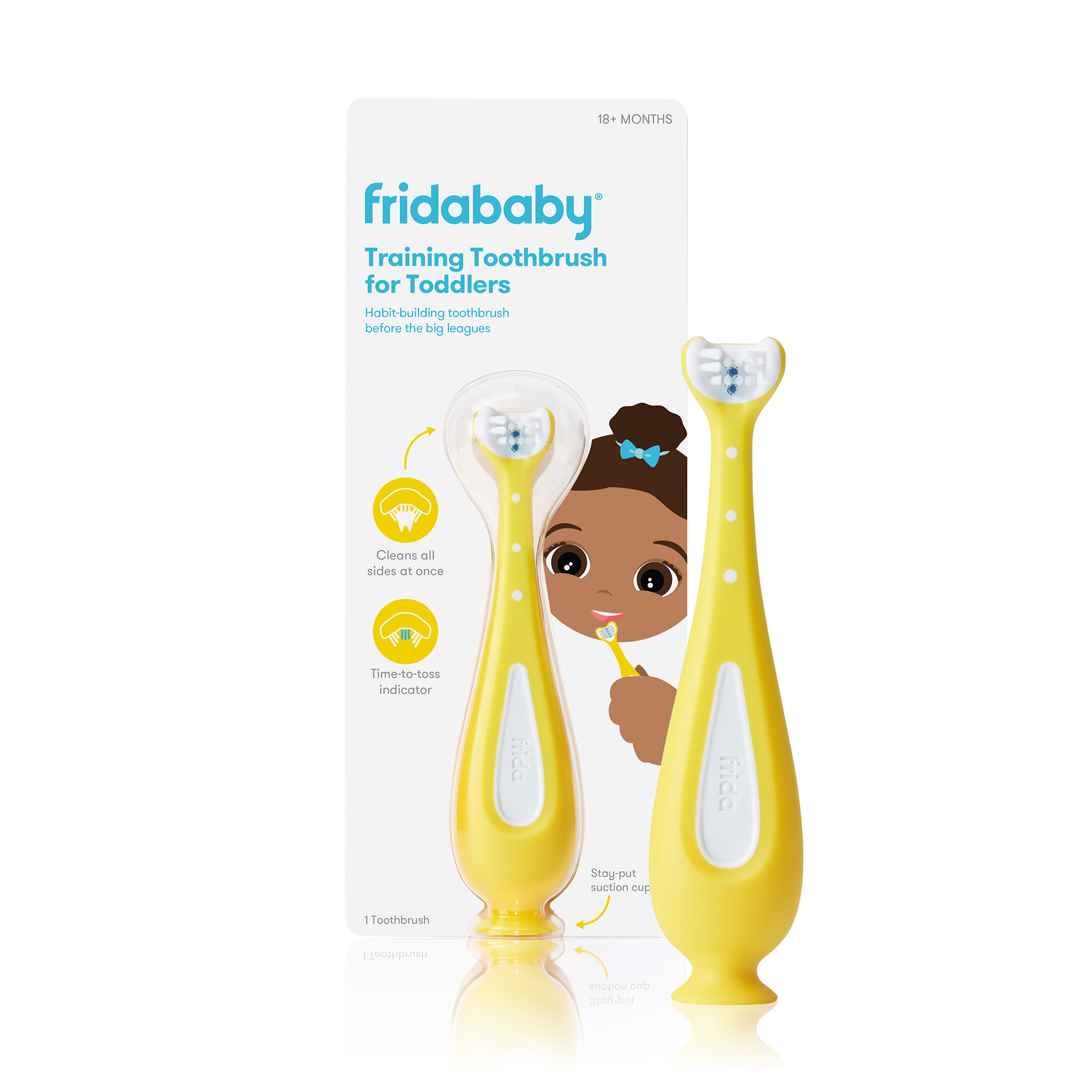 Fridababy Training Toothbrush - Toddler