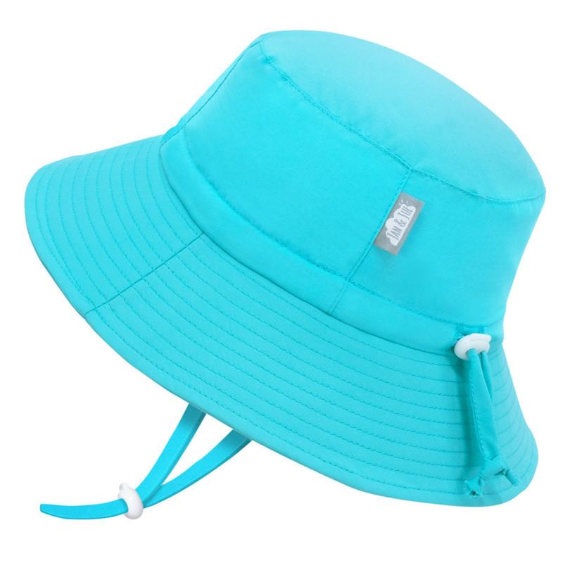 Jan & Jul Teal Aqua Dry Bucket Hat