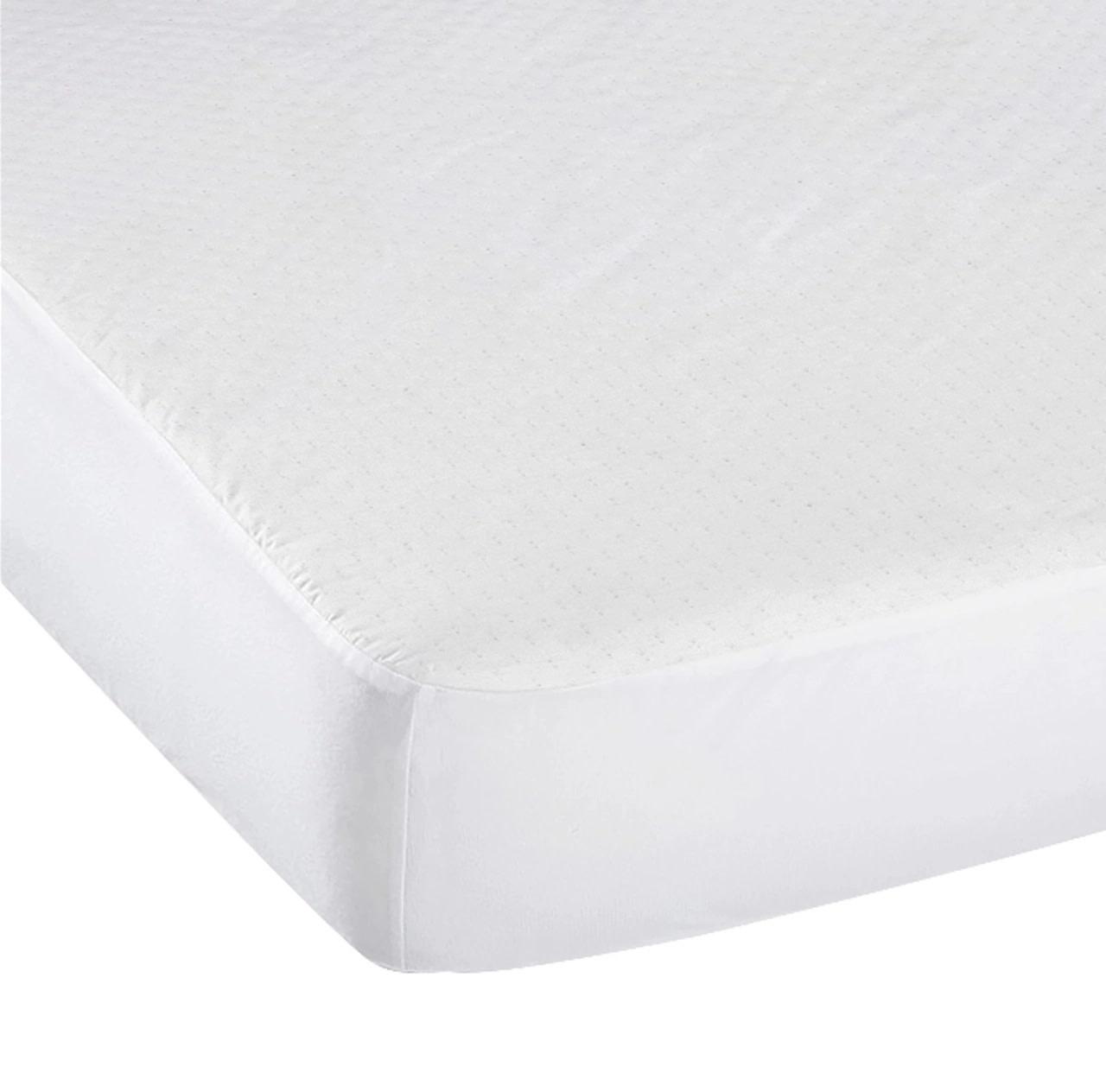 Kushies Waterproof Crib Mattress Protector