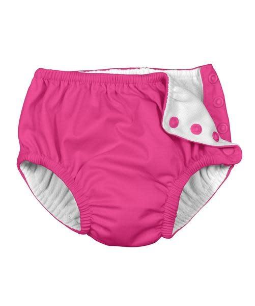 iPlay Hot Pink Swim Diaper