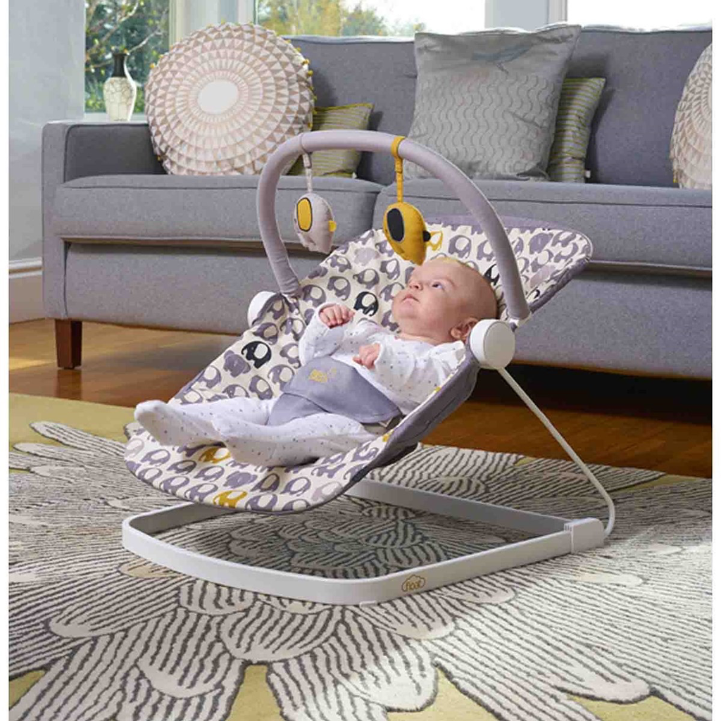 Bababing Float Baby Bouncer Nellie Elephant