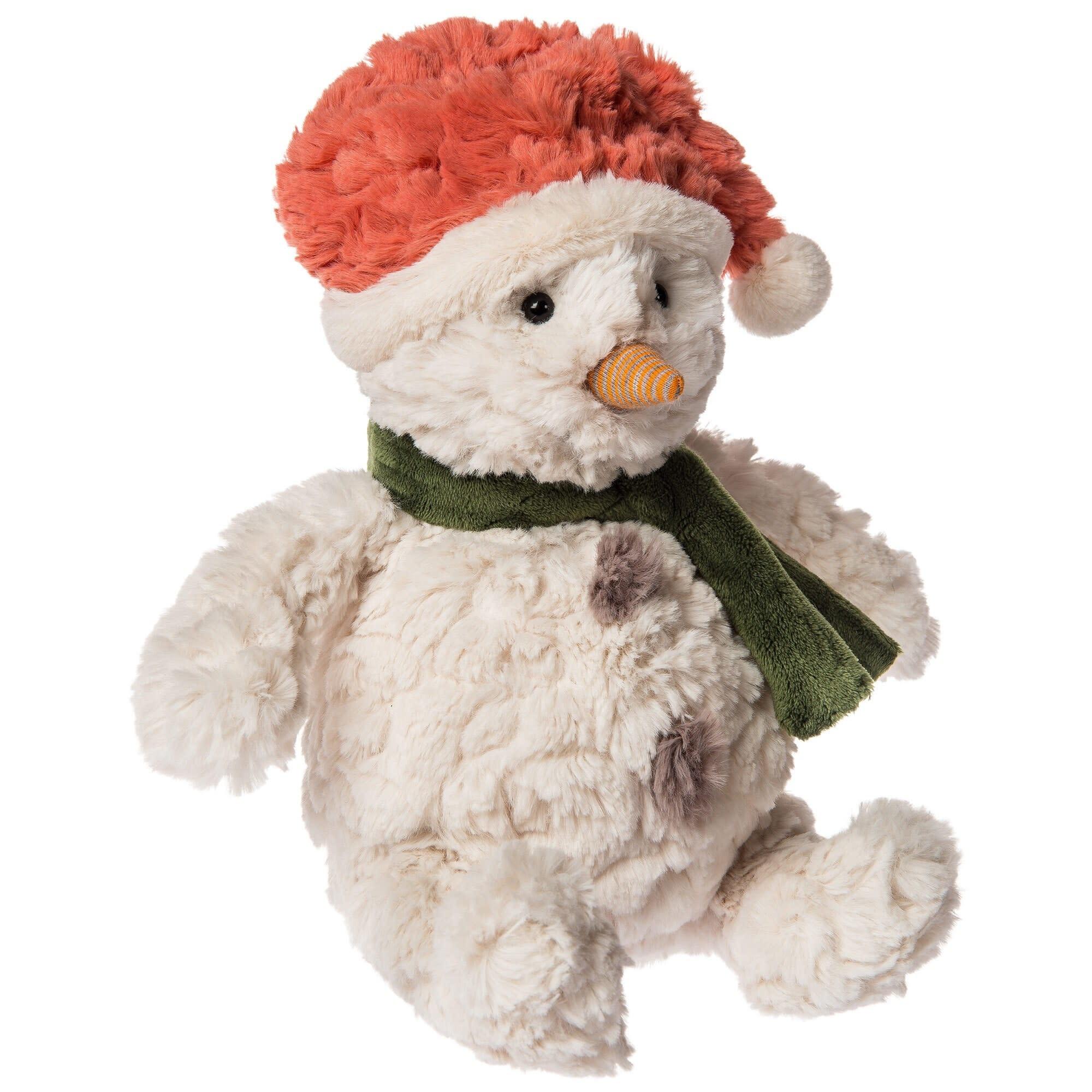 Mary Meyer Snowcap Putty Snowman