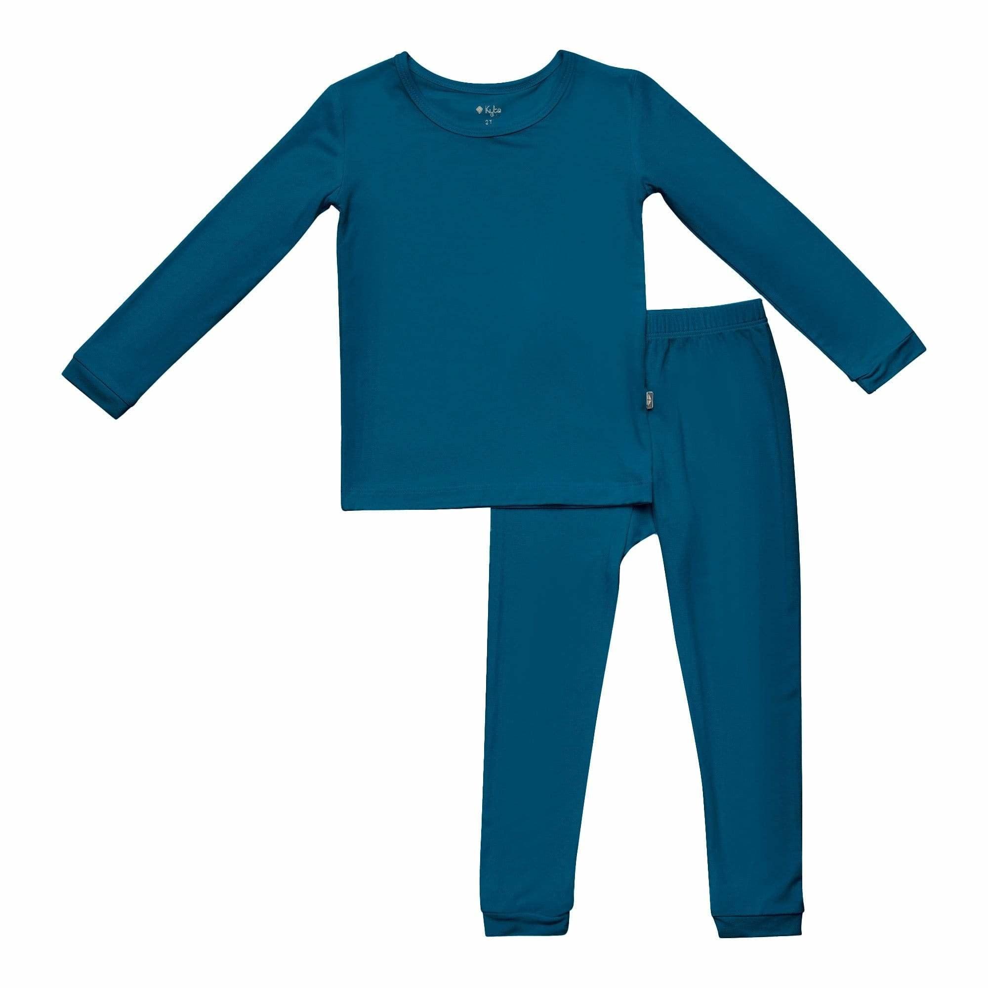 Kyte Baby Pajama Set - Baltic