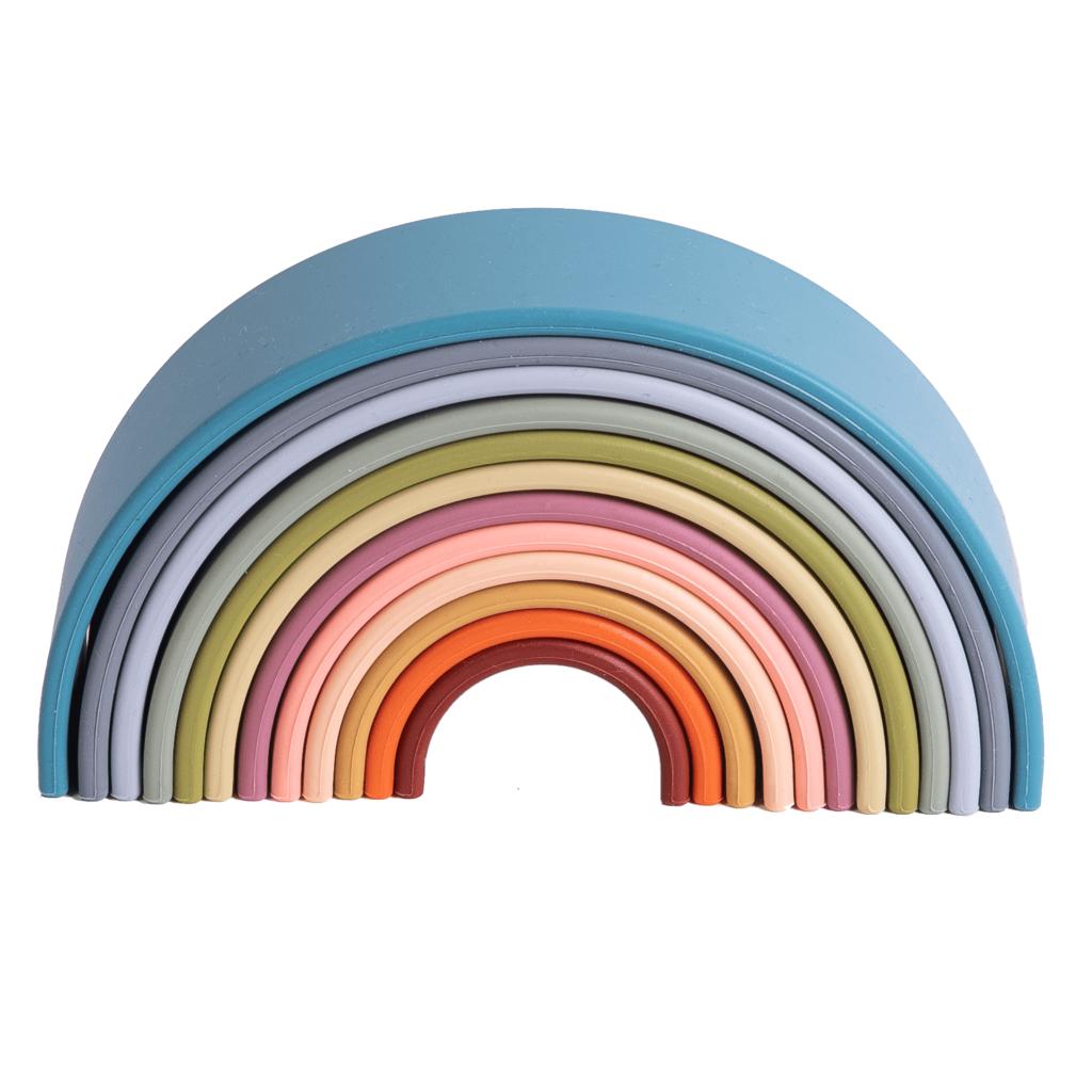 Dena - Nature - 12-Piece Rainbow