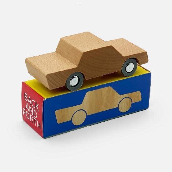 waytoplay Back and Forth Woody Car