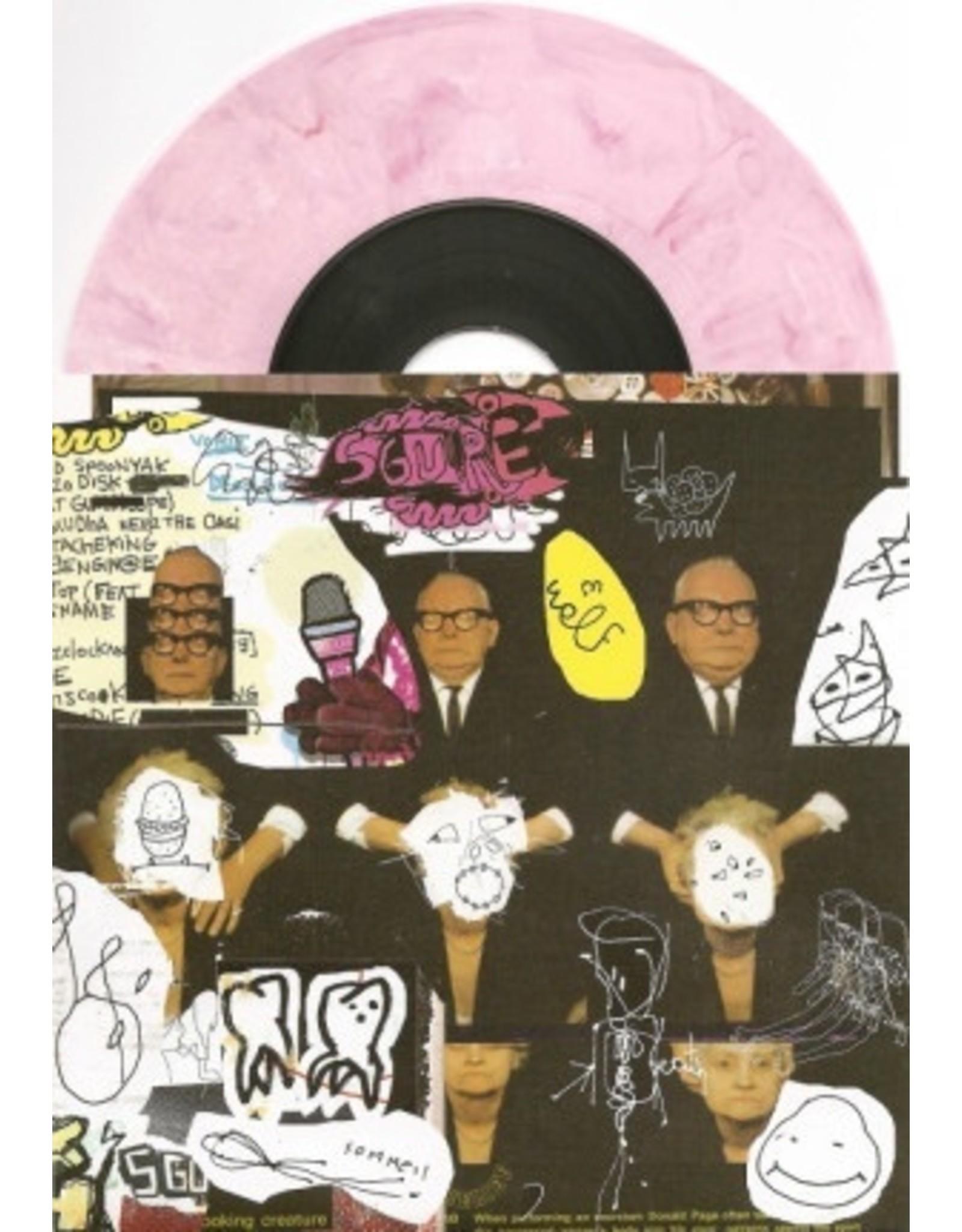 "New Vinyl Sgure - 7"""